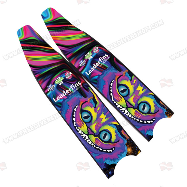 Leaderfins Cheshire Cat Blades - Limited Edition