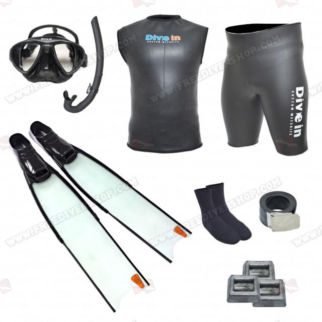 Freediving Pro Kit