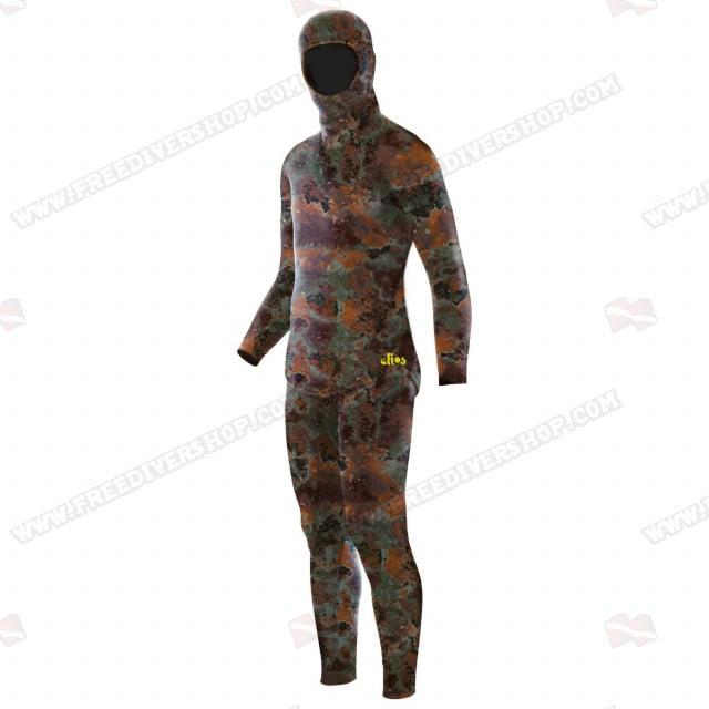 Elios Reef Camouflage Wetsuit