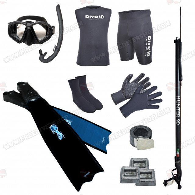 Spearfishing Power Combo