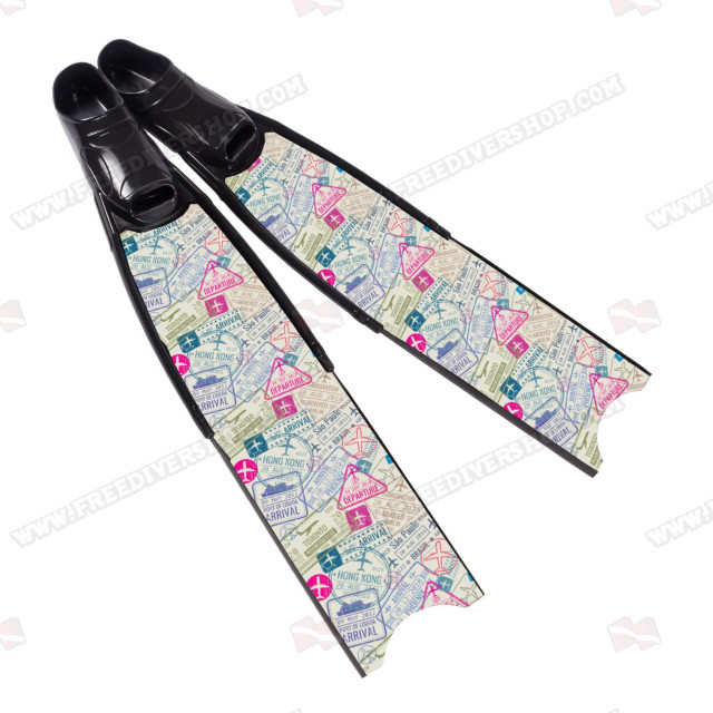 Leaderfins World Traveler Fins - Limited Edition