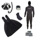 Freediving Monofin Power Bundle