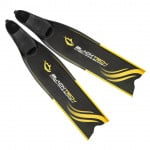 BlackTech Freediving Carbon Fins