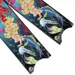 Leaderfins Sea Mistress Blades - Limited Edition