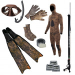 Spearfishing Camo Pro Bundle