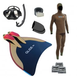 Freediving Monofin Pro Bundle