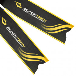 BlackTech Freediving Carbon Blades
