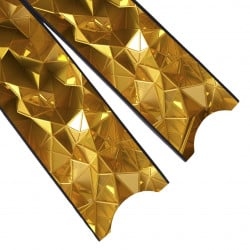 Leaderfins Pure Gold Blades - Limited Edition