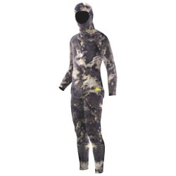 Elios 3D Brown Hydro Camo - Tailor Made Wetsuit