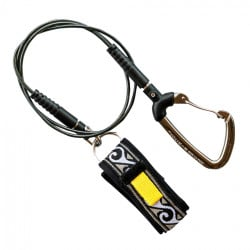 FreeXperience Fancy Waves Freediving Lanyard