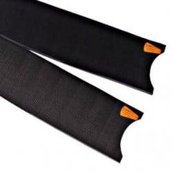 Leaderfins Wave Pure Carbon Fin Blades