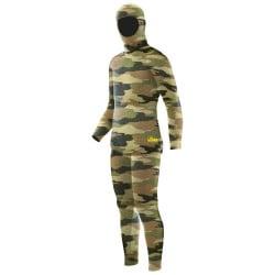 Elios Shaca / Marrone Camouflage Wetsuit