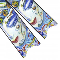 Leaderfins Mermaid Style Blades - Limited Edition