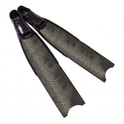 Leaderfins Reptile Skin Fins - Limited Edition