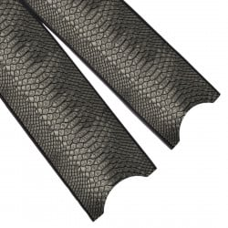 Leaderfins Reptile Skin Blades - Limited Edition