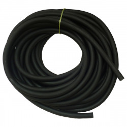 Seatec 16mm Bulk Black Elastic Master Rubber Band