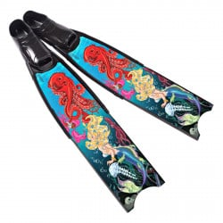 Leaderfins Sea Mistress Fins - Limited Edition