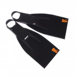 Leaderfins Saver Black Fins + Socks