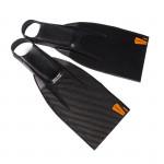 Leaderfins Saver 200 Carbon Fins + Socks
