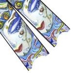 Leaderfins Mermaid Style Blades - Limited Edition