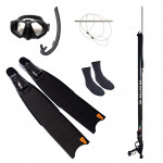 Spearfishing Carbon Kit