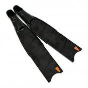 Leaderfins Black Camo Fins