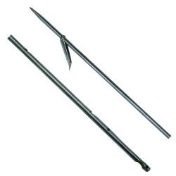 Mastro Sub Stainless Steel Shaft - Single Flap - ø6.25 mm