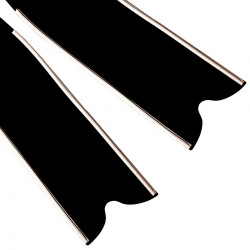WaterWay Powerfin Fiberglass Blades (Flat Blades ~ 12 degrees)