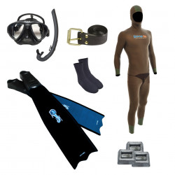 Freediving Power Bundle
