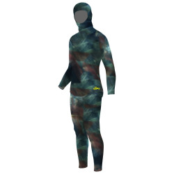 Elios Smoothskin Camo Benthos - Tailor Made Wetsuit