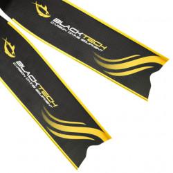 BlackTech Freediving Range 100% Carbon Blades