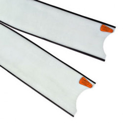 Leaderfins Wave Ice Fin Blades