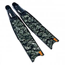 Leaderfins Wave Neo Carbon Fins + Fins Box
