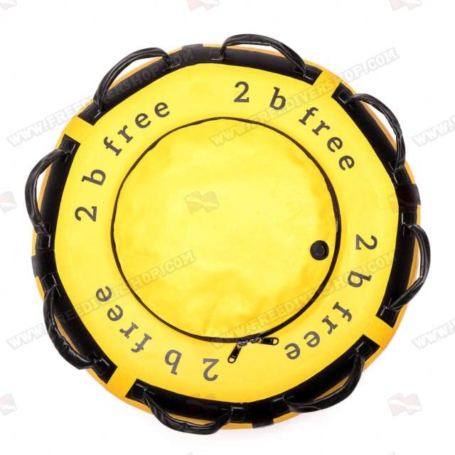 2BFREE Yellow XL Freediving Buoy
