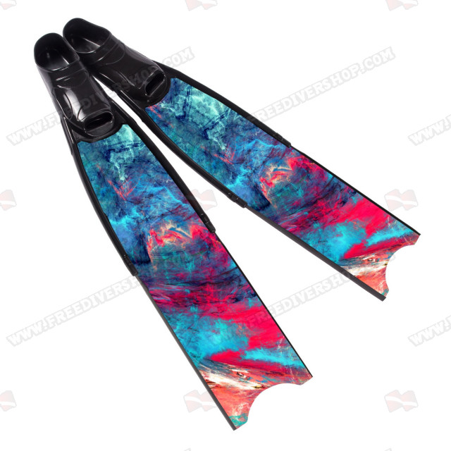 Leaderfins Art Flow Fins - Limited Edition