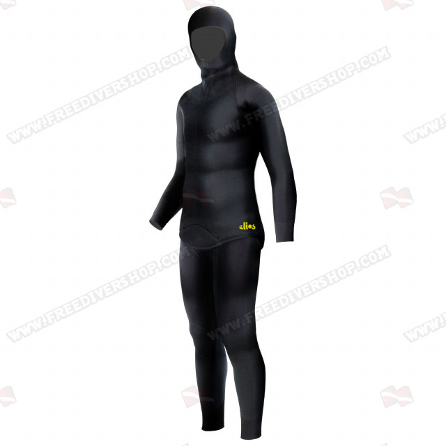 CUO / Elios Black Smoothskin / 8MM Long John Pants ONLY