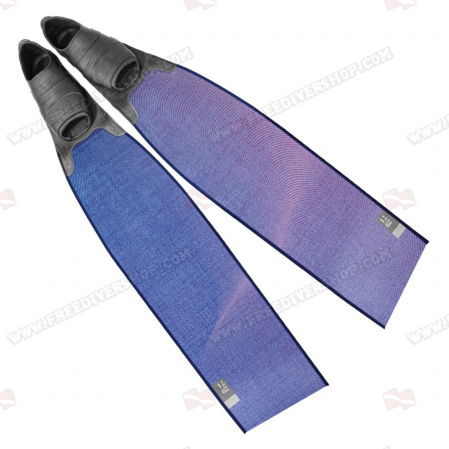 29/71 Blue Carbon Fins