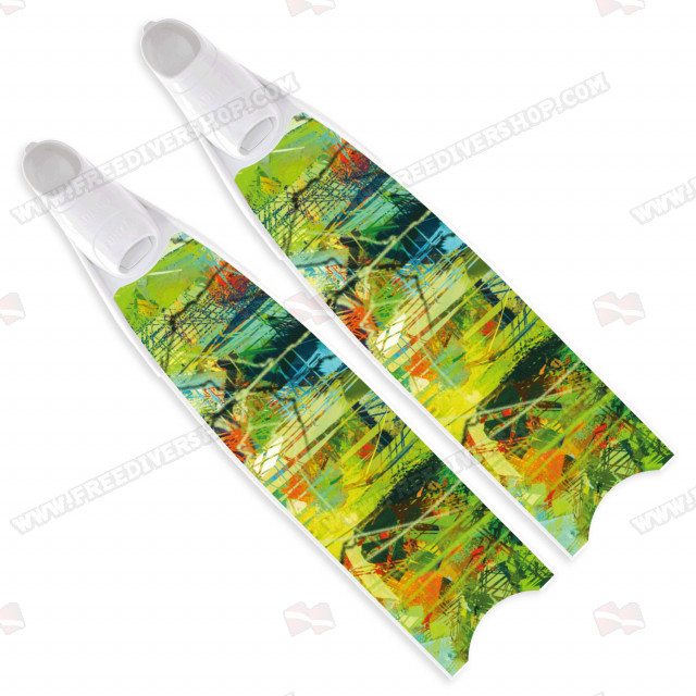 Leaderfins Canvas Fins - Limited Edition