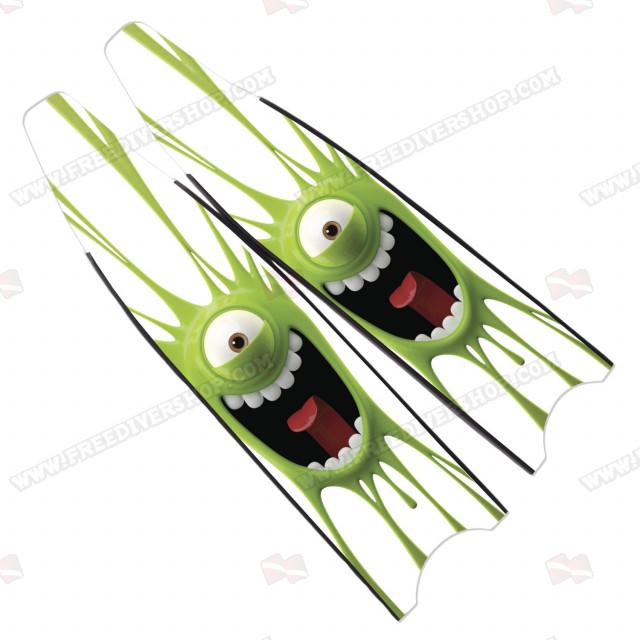 Leaderfins Crazy Slime Blades - Limited Edition
