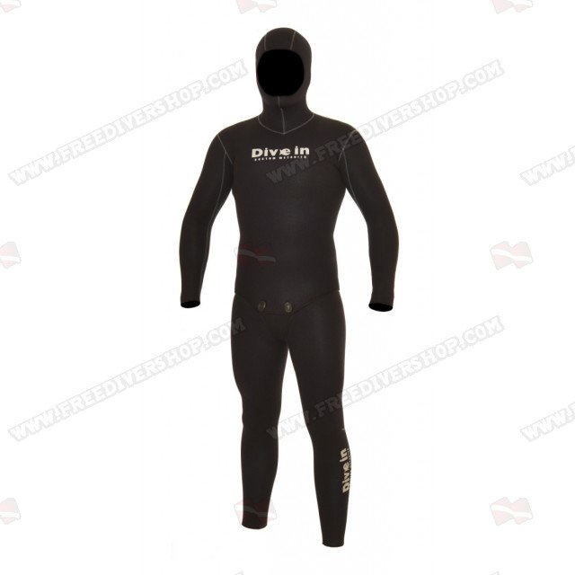 Divein Heavy Duty Termic Pile - Tailor Made Drysuit