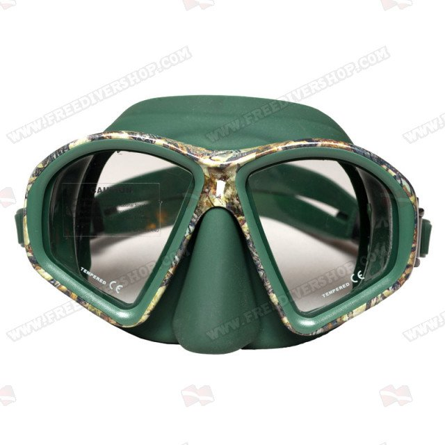 Divein Hunter Green Mask