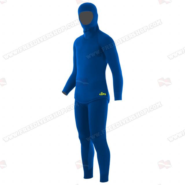 Elios Double Blue Pro - Tailor Made Wetsuit