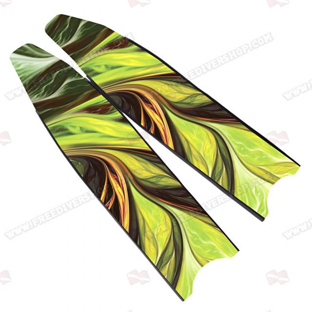 Leaderfins Exotica Blades - Limited Edition