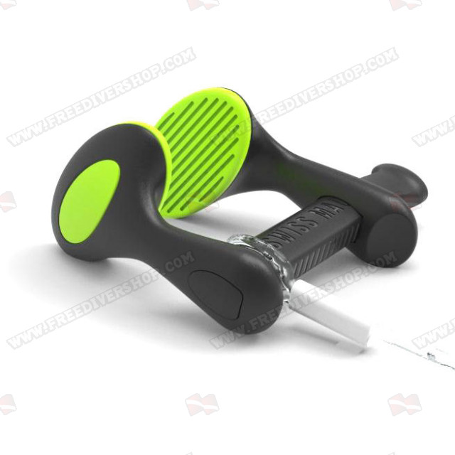 Octopus Ergonomic Carbon Nose Clip