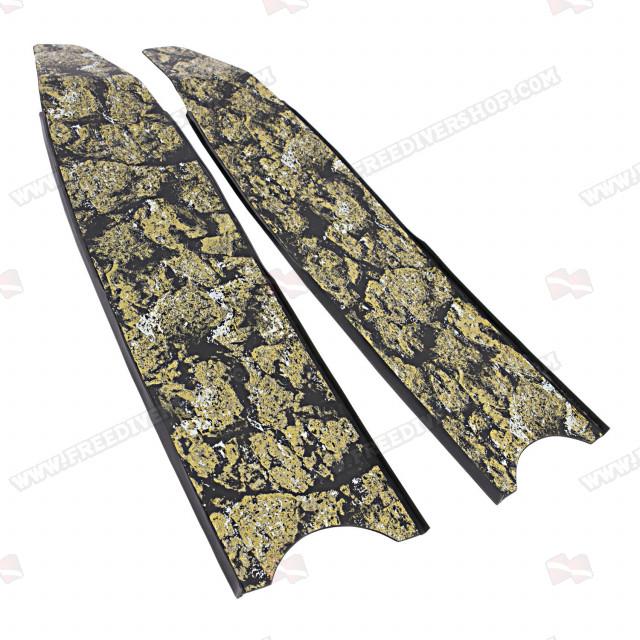 Leaderfins Golden Sand Carbon Fiber Neo Fin Blades