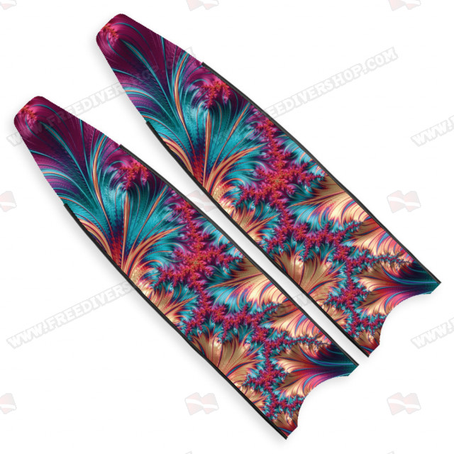 Leaderfins Neon Infinity Blades - Limited Edition