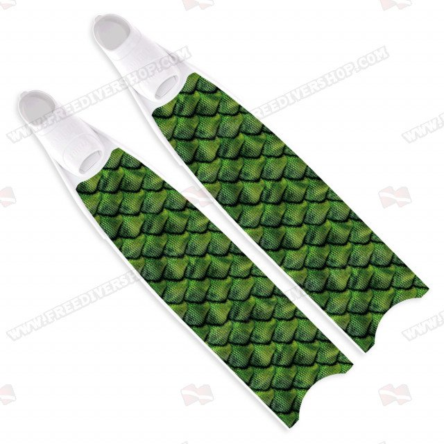 Leaderfins Reptile Skin - Limited Edition