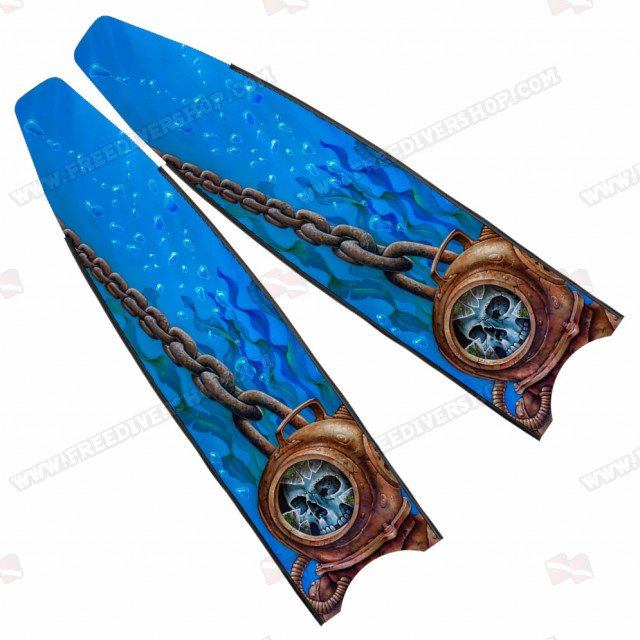 Leaderfins Non Superstitious Blades - Limited Edition