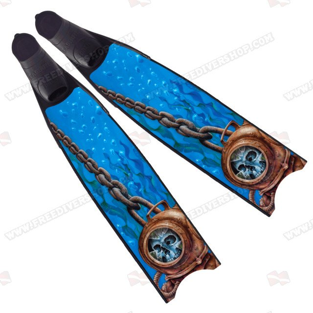 Leaderfins Non Superstitious Fins - Limited Edition