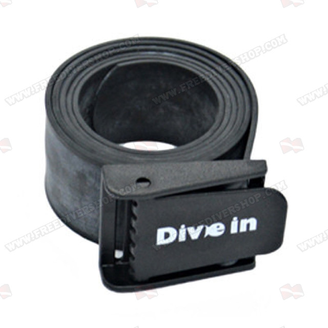 Rubber Weight Belt - Plastic Buckle